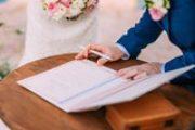 Primeiras etapas para realizar o Casamento Civil